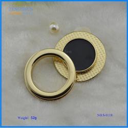 (10 pcs/1 lot) nieuwe Bagage Handtas Hardware Accessoires hoogwaardige Handtas Metal Alloy Ronde Magnetische Lock