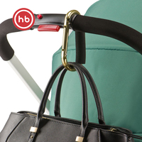 Stroller Accessories Happy Baby 40002 snap hook for bags bag stroller walk the rest