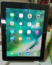 Original Refurbish Apple IPad 4 ipad 4th IPAD 2012 9.7 inches Wifi Version Black About 80% New