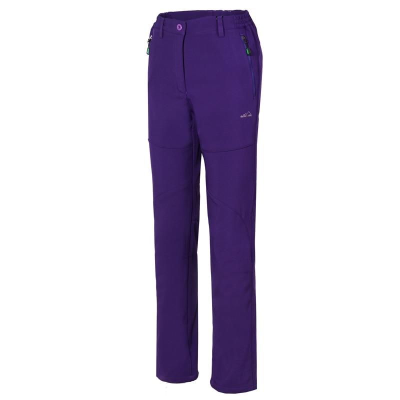 women sports pants purple2