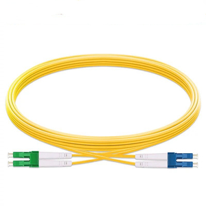 Free Shipping 3M/5M/15M/20M/30M Fiber Optic LC/UPC-LC/APC Duplex Patch Cord Fiber Optic Fiber LC/UPC-LC/APC Duplex Patch Cord