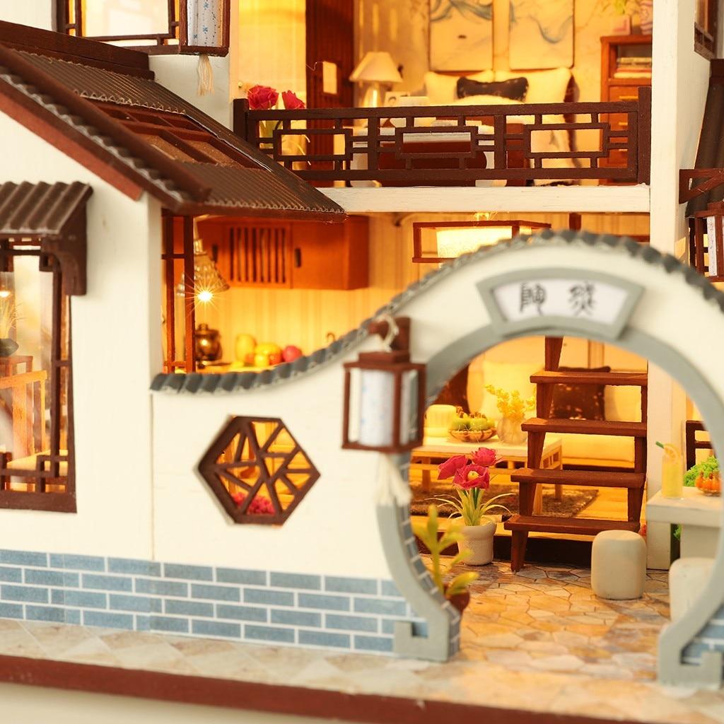 Hb06ecef05aa242e4845a7ecdfaa6d6c41 - Robotime - DIY Models, DIY Miniature Houses, 3d Wooden Puzzle
