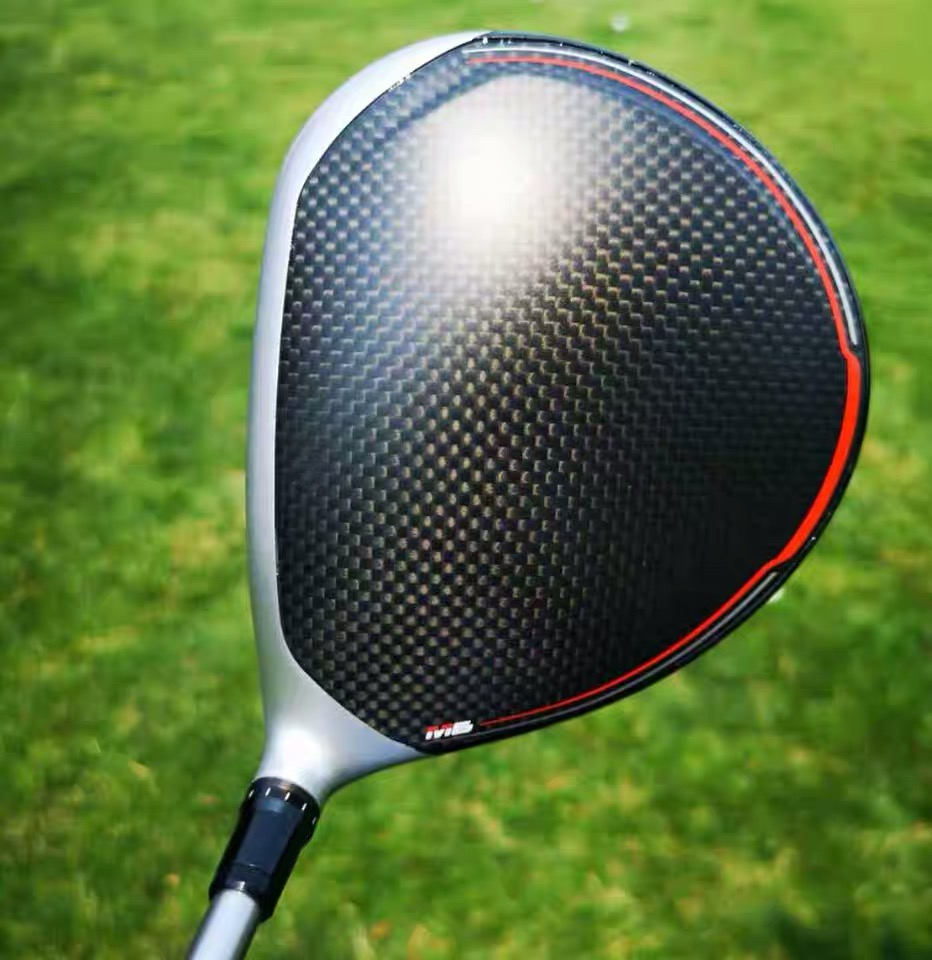 Brand New M6 Driver M6 Golf Driver M6 Golf Clubs 9.0/10.5 Degrees R/S Flex Graphite Shaft With Head Cover title=