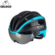 2019 自転車ヘルメット男女兼用接眼防虫ネット統合ヘルメット道路マウンテンバイク安全帽子サイクリングヘルメット