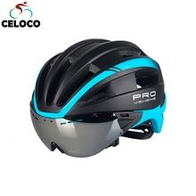 Casco de bicicleta 2019 casco Unisex a prueba de insectos casco integrado de red casco de seguridad de bicicleta de montaña de carretera casco de ciclismo