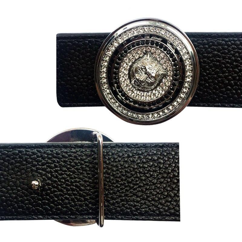 Trending Cowboy Accessories Unique Men's Belt Buckles Head Suitable For 4 Cm Width Belts