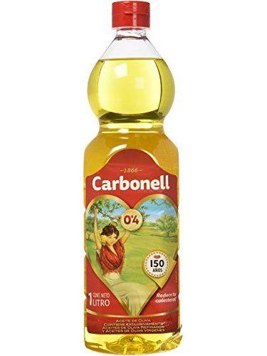 3 Bouteilles Huile D'olive D'Espagne 1L Carbonnell (3 Litres)