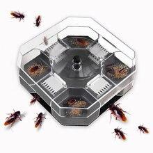 2 шт ловушки для тараканов многоразовые Ловушки ловушек кухни