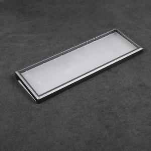 Image 4 - 키트 1 알루미늄 CNC 탑 아크릴 CNC 하단 YMDK 멜로디 96 Hotswap PCB 키보드 키트