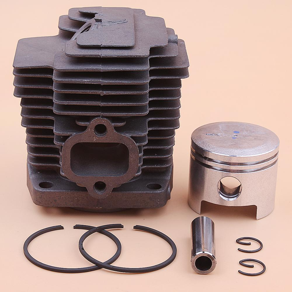 Tools : 41 5mm Cylinder Piston Pin Ring Circlip Kit For KAWASAKI TH43 TH430 KBH43A Trimmer Brushcutter Engine Part