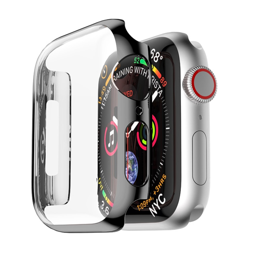 cover case For Apple Watch band apple watch 5 4 3 Case 44mm 40mm strap iwatch band 42mm/38mm screen protector watch Accessories