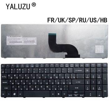 Teclado para ordenador portátil Acer Aspire 7738 5538 p5we 5741 7551 5749G...
