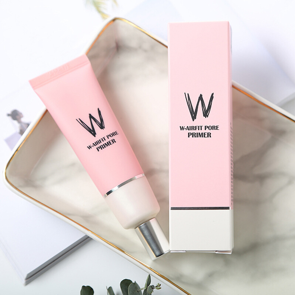 Face Brighten Long Lasting Isolated Foundation Smooth Makeup Facial Primer Moisturizing Gift Invisible Pores Absorb For Wlab