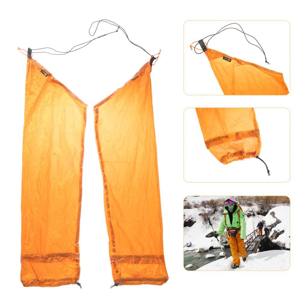 masculino feminino equitacao pesca portatil leggings a prova dwaterproof agua calcas de chuva ao ar livre