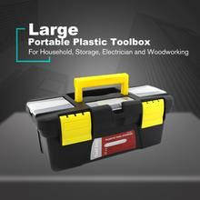 Портативный s/m/l пластиковый набор инструментов для дома многофункциональный
