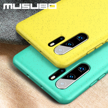 Musubo Luxury Case For HUAWEI P30 Pro Silicone Back Cases Cover Funda Soft Frame Ultra Thin Coque Capa 360 Full
