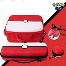 Portable EVA Storage Bag Shell Carrying Cover Case For Pokeball Nintend Switch Accessories