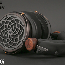 Music Master 108mm E1000I 60 Ohms Planar Hand Made Plate Wooden Hifi Audiophile Headphones
