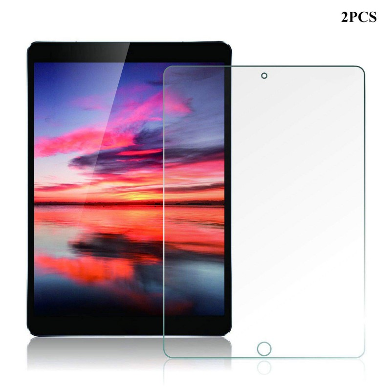 2Psc 5pcs Tempered Glass HD Screen Protector For IPad Air 3 For IPad Pro 10.5 Inch Protective Film For Apple Tablet