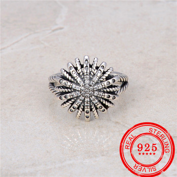 цена на New style ladies 925 sterling silver ring female wedding reception gift fashion silver 925 jewelry