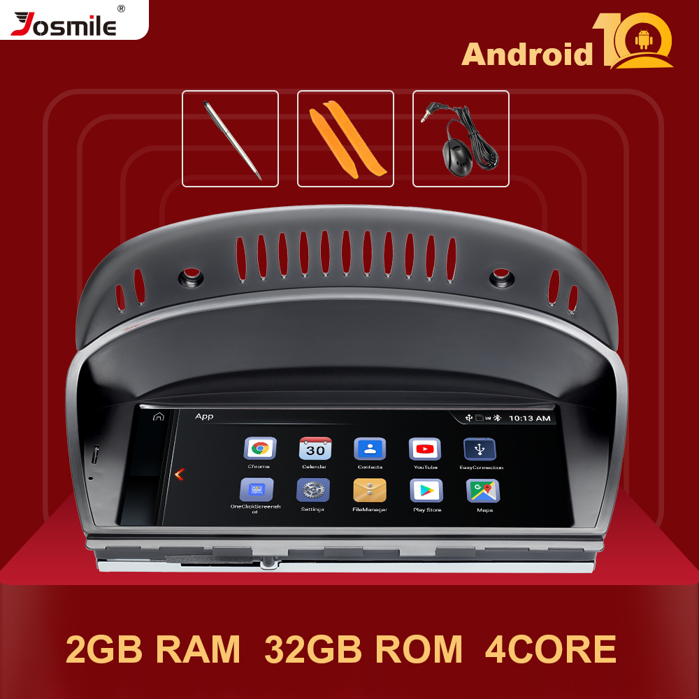 IPS Android 10 Car Multimedia For BMW Series 5/3 E60 E61 E62 E63 E90 E91 CIC CCC GPS Navigation Stereo Screen Head Unit Radio
