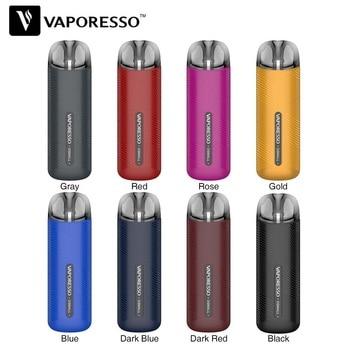 цена на Original Vaporesso Osmall Kit 350mAh Built-in Battery 2ml Capacity Pod 11w Vape with 1.2ohm E Cig Vaporizer VS Renova Zero Kit