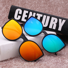 цена на 2020 New Fashion Cycling Glasses Motocross Goggles Cat Eyes Style UV 400 Anti-Sand Windproof Outdoor Sunglasses Party Glasses