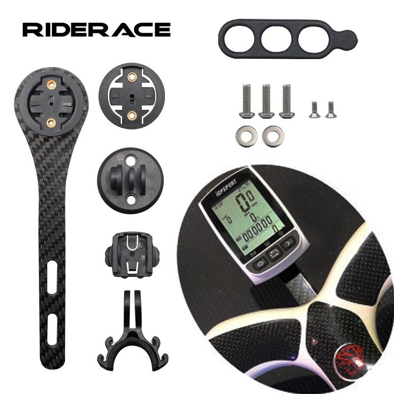 Computer-Holder Support Gps-Mount Bicycle Road-Bike Cateye-Light Garmin Gopro Bryton