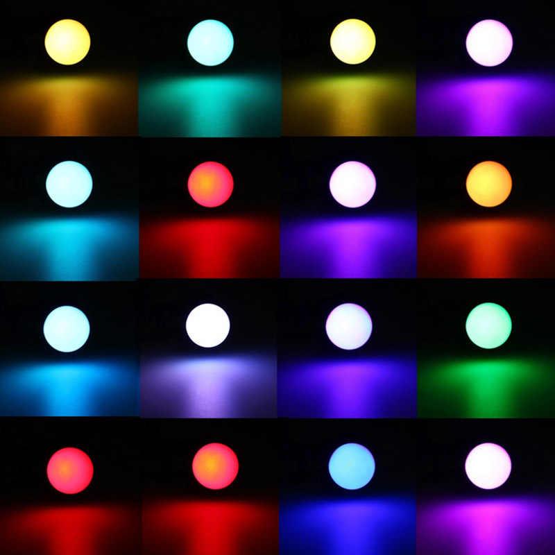 E27 LED Lamp 3W 5W 7W 9W RGB 16 Kleuren LED Lamp AC85-265V Veranderlijk RGB Lamp licht Met 24key Afstandsbediening + Geheugen Functie
