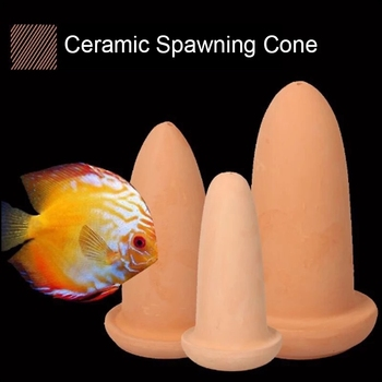 Ceramic Spawning Cone For Fish Eggs  & Hatchlings  1