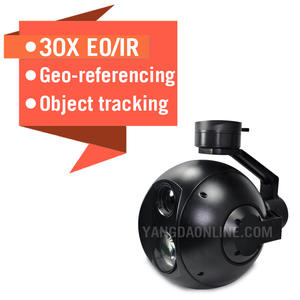 Zoom-Camera Drone Surveillance-Search Dual-Sensor Gimbal And for Drone-Inspection 30X