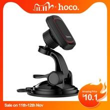 HOOC Car Magnetic Phone Holder Dashboard Windshield 360 Rotation Car Phone Holder for iphone X Samsung oneplus 6 huawei p20 lit