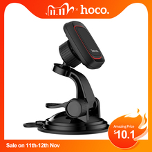 HOOC soporte magnético para teléfono de coche, para salpicadero, parabrisas, rotación de 360, para iphone X, Samsung, oneplus 6, huawei p20 lit