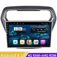 Roadlover Android 8.1 Car Multimedia Auto Video For Ford Escort 2014 2015 2016 Stereo GPS Navigation Magnitol 2 Din Radio NO DVD