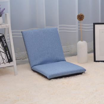 Składane krzesło podłogowe regulowana relaksująca dmuchana Sofa poduszka siedziska tanie i dobre opinie Nowoczesne Meble do salonu 82x40x6cm Japoński Szezlong Meble do domu Tkaniny