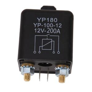 Car Truck Motor Automotive Relay 24V/12V 200A/100A Continuous Type Automoti(China)