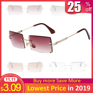 Sunglasses Women Retro Small R