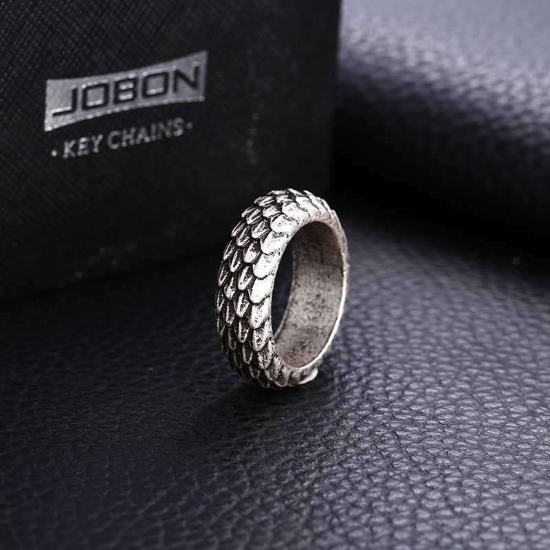 แหวนไวกิ้ง Odin Raven แหวนผู้หญิงผู้ชาย Jewelrey