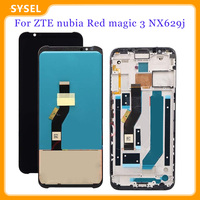 For ZTE nubia Red magic 3 NX629j Lcd 3S NX629jS LCD Display Touch Screen Digitizer Assembly