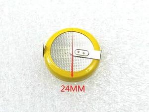 Image 4 - Nowy! 5 sztuk oryginalne LIR2450 2450 akumulator litowo jonowy 3.6V ogniwo monety bateria zapasowa akumulator innych CR2450