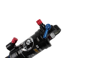 Image 3 - Mountain Bike Shock Absorber DNM AOY 36RC XC/Trail Cycling Soft Rear Shock Absorber with Lockout 165 190 200mm