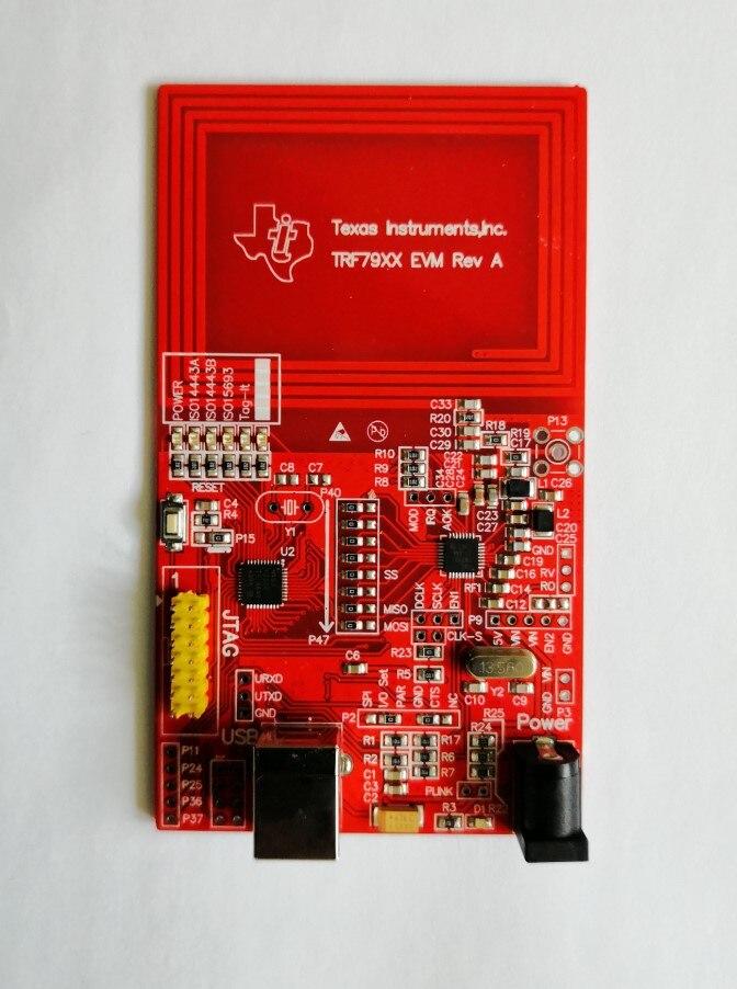 TRF7960AEVM, TRF7970A, TRF7962A, TRF7963A, TRF7964A, development board, RFID