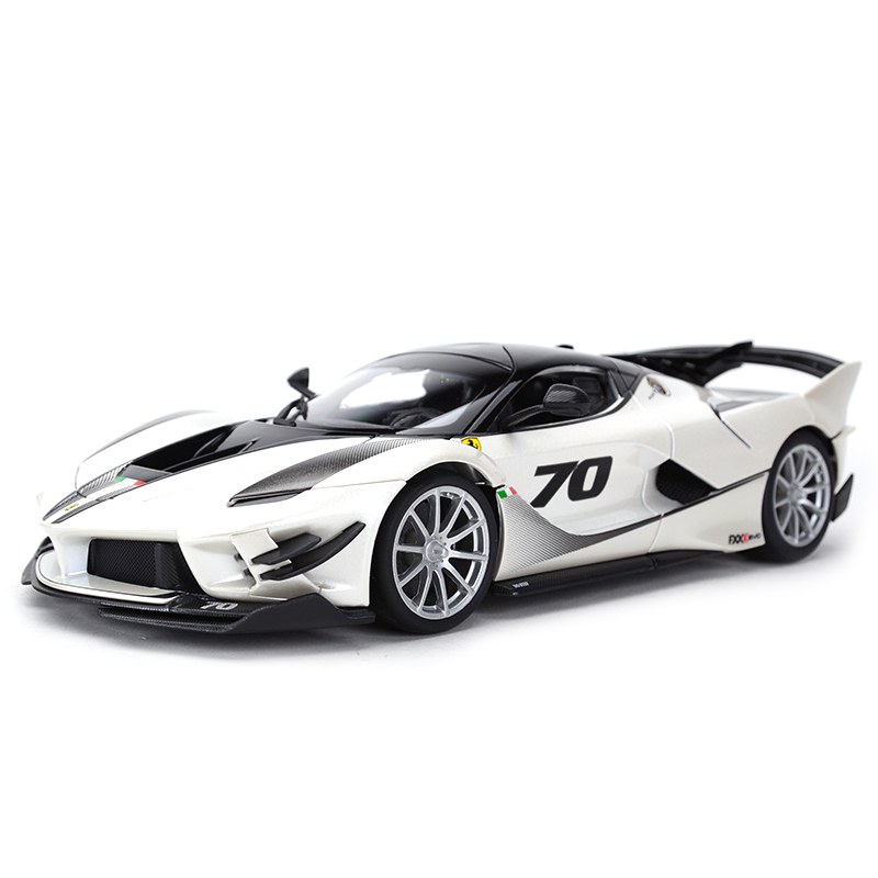 Bburago 1:18 FXX K EVO Sports Car Static Simulation Diecast Alloy Model Car