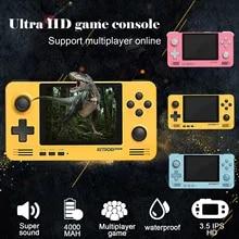 qianber Retroid Pocket 2 Console de jeu r/étro 3,5 /écran IPS Jeux 3D