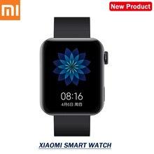 Новые Xiaomi mi часы mi UI Android умные часы Bluetooth 4,2 многофункциональные часы с NFC A Ture Smart Wtach