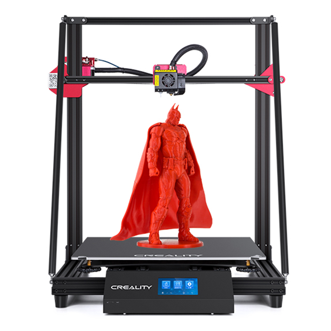 Creality3D CR-10 MAX 3D Printer with Printing Size of 450x450x470mm - AU Plug image
