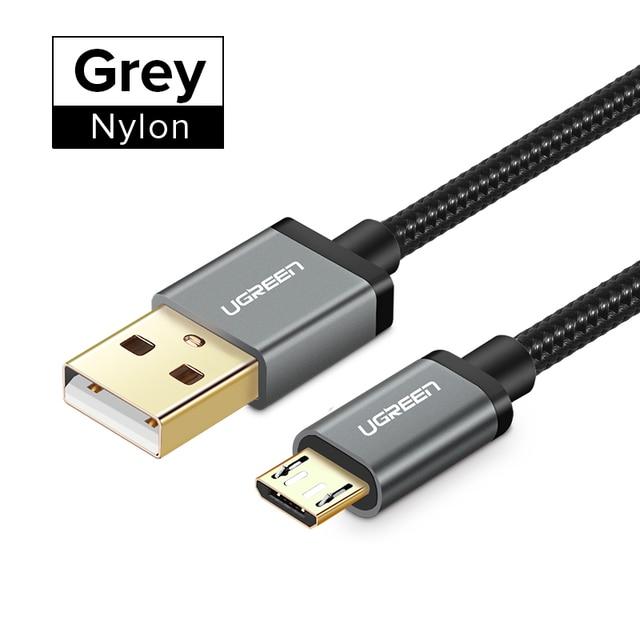 Nylon Grey