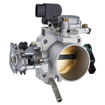 Throttle Body Assembly 16400-RAA-A62 for Honda Accord LX EX DX SE 2.4L 2003-2005 elements 2.4L 2003-2006