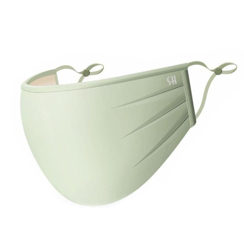 Unisex Winter Plush Lining Half Face Mouth Mask Dustproof Windproof Mouth-Muffle 35EF