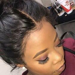 Объемная волна Синтетические волосы на кружеве человеческих волос парики для Для женщин предварительно выщипанные волосы с ребенком